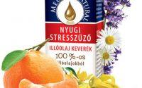 stresszoldó illóolaj